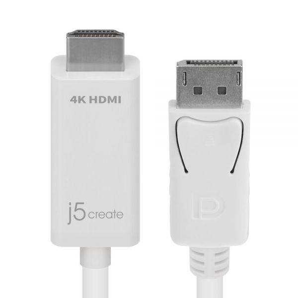 DP to 4K HDMI2.0 케이블 1.8M