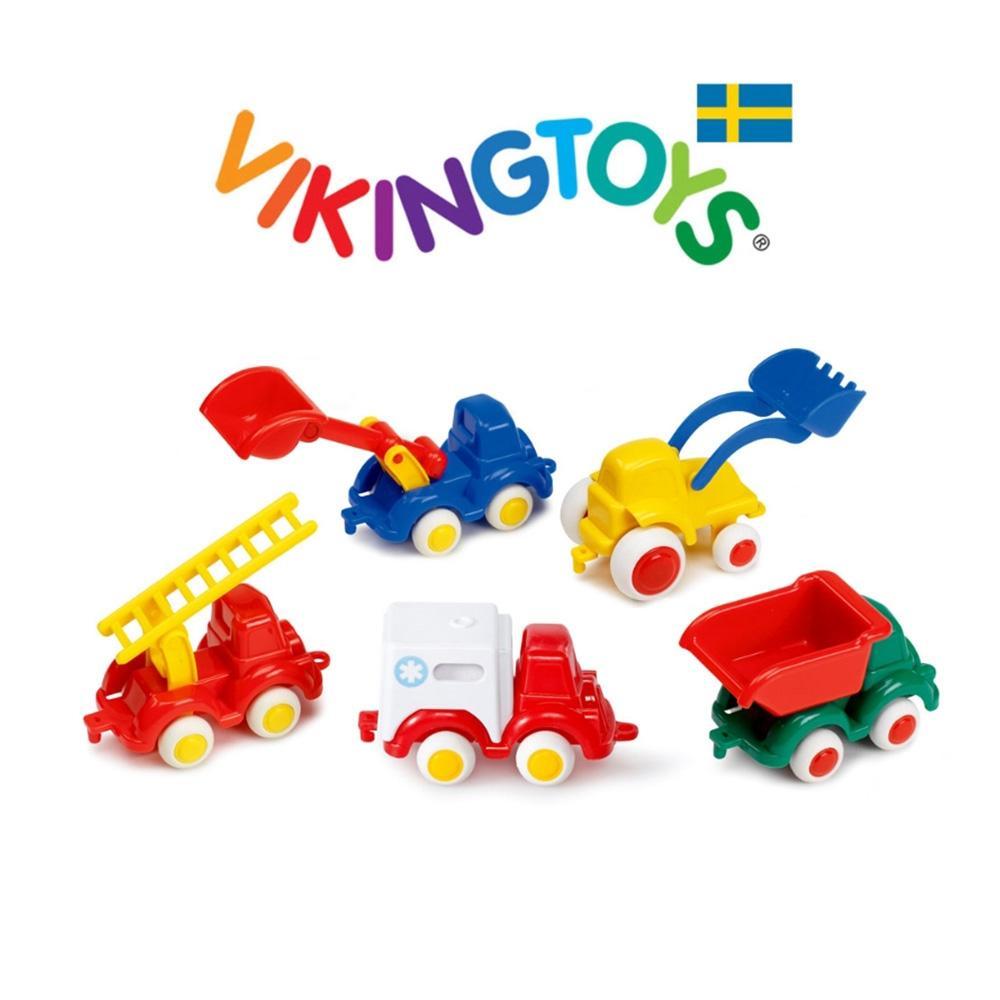 선물 유아 장난감 미니커비 중장비 5종세트 7cm 생일 유아원 장난감 3살장난감 4살장난감 5살장난감