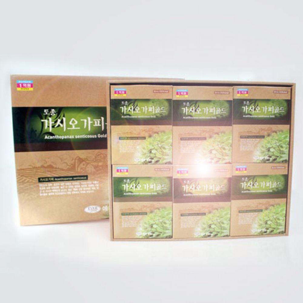 토종 가시오가피(80mlx60포) 국내산 가시오가피추출물 사포닌배당체 영지 인진쑥 건강 식품 부모님 선물 효도