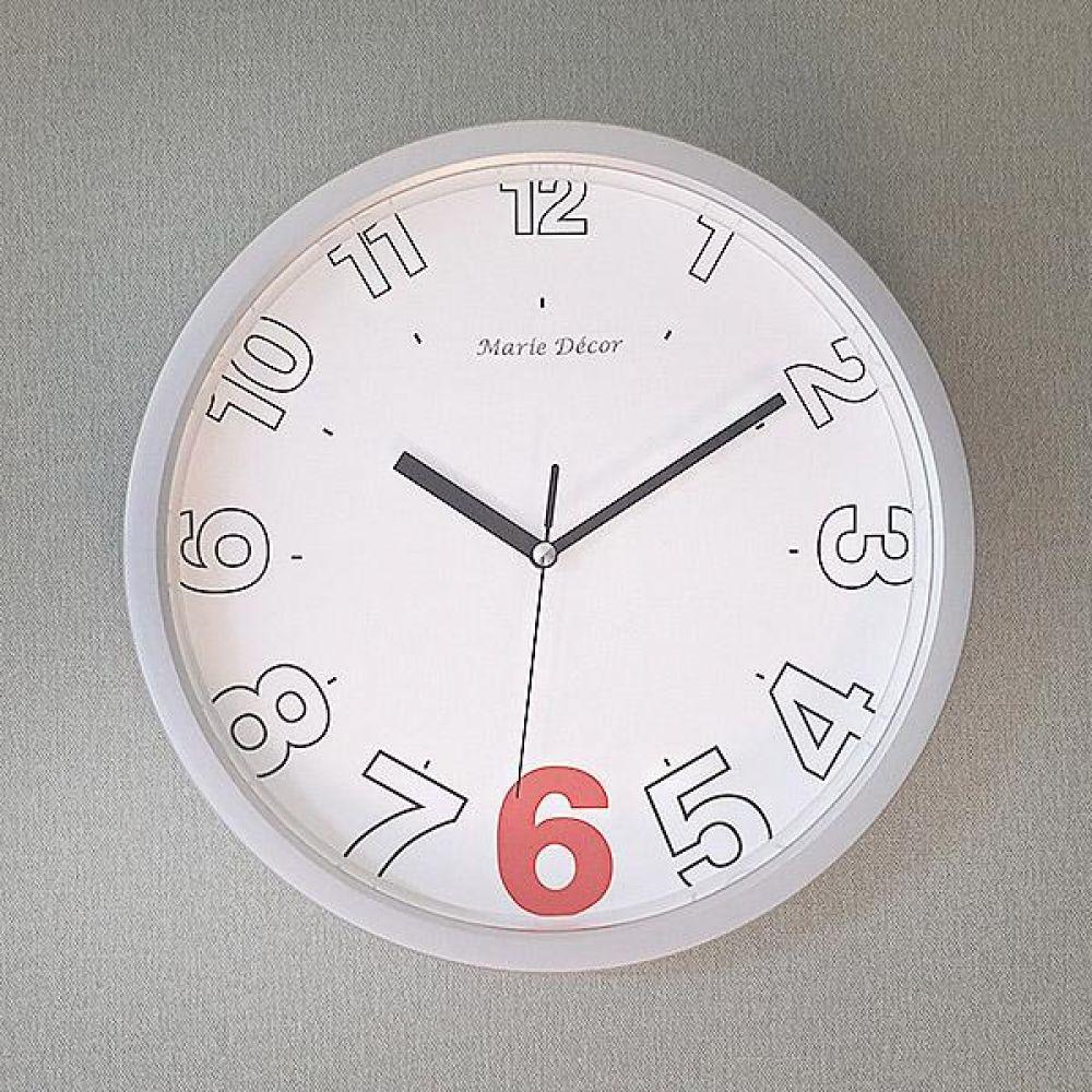 모던식스 무소음 벽시계 벽시계 벽걸이시계 인테리어벽시계 예쁜벽시계 인테리어소품