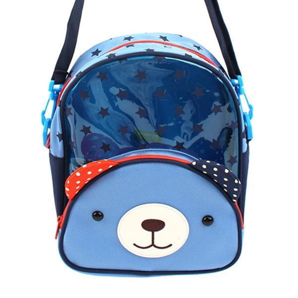 어린이 가방 WT0184 버블뮤비치백 블루 S 어린이크로스백 가방 유아가방 어린이백팩 예쁜어린이가방