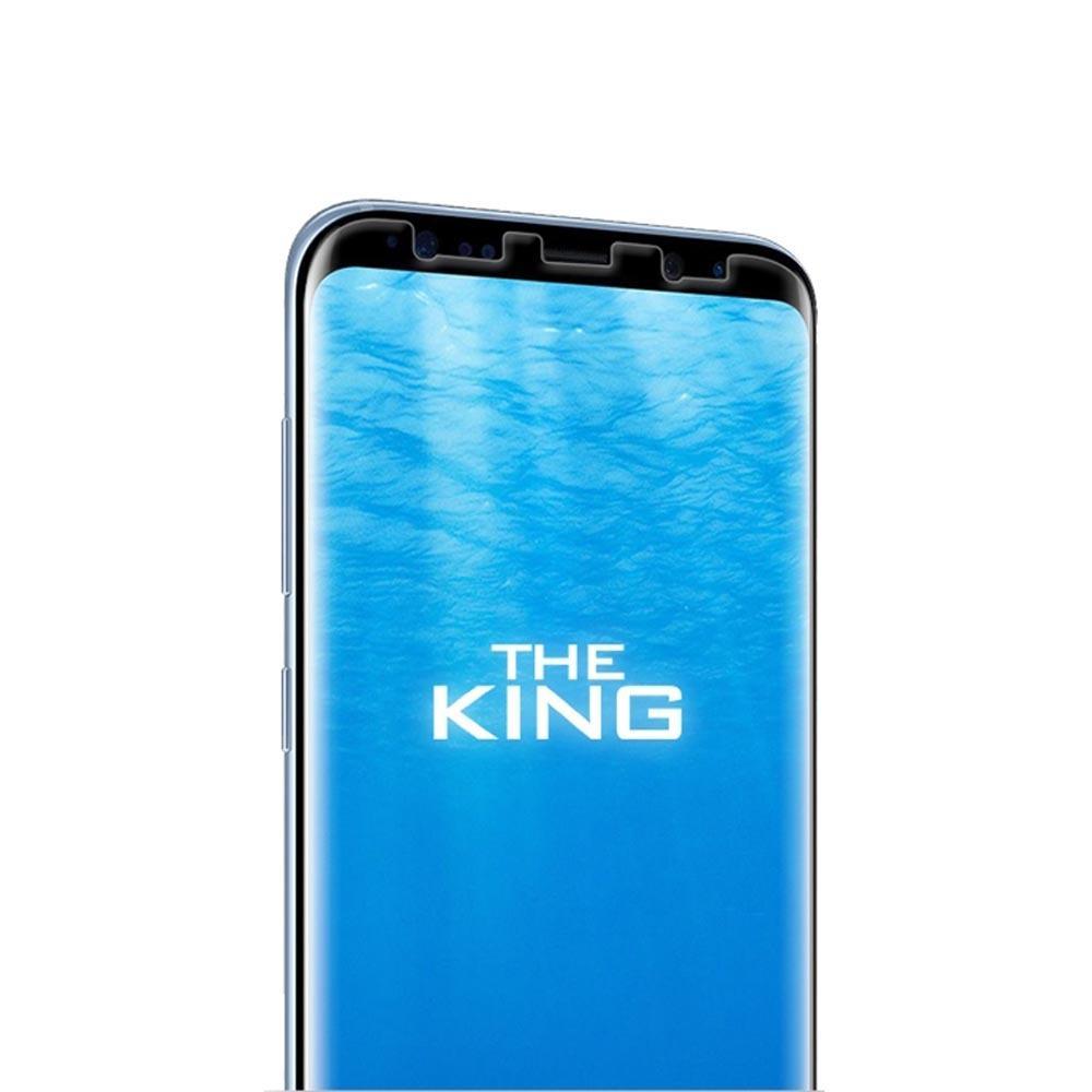 The킹 풀커버 갤럭시S20플러스 액정보호필름 G986 갤럭시S20플러스 S20플러스풀커버 풀커버액정보호필름 휴대폰액정보호필름 핸드폰액정보호필름
