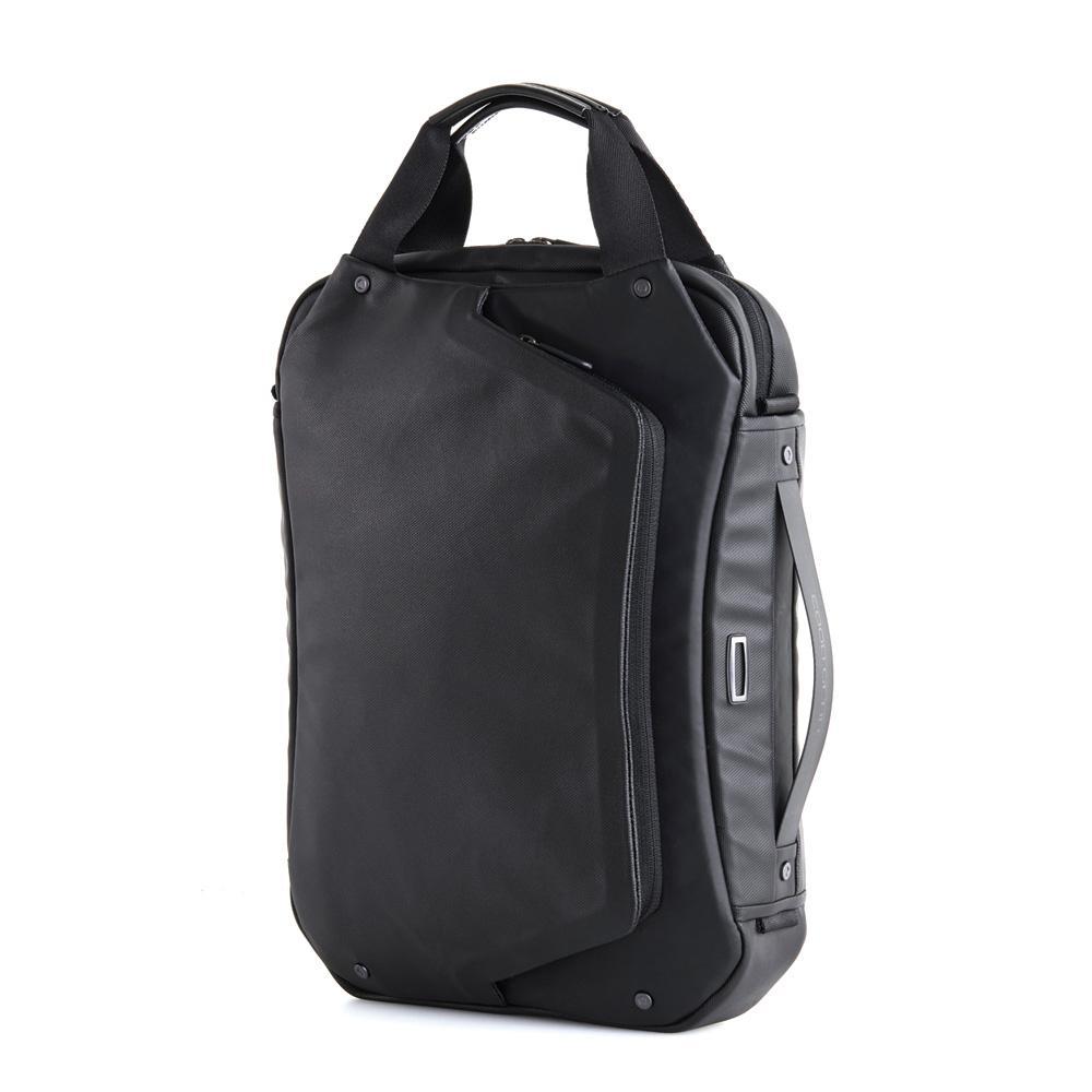 쿠드기어 남성가방 숄더백 브리프케이스 겸용 블랙 ARC 002 BK 남성가방 남성용가방 백팩 슬링백 데일리백 캐쥬얼백 크로스백 노트북가방