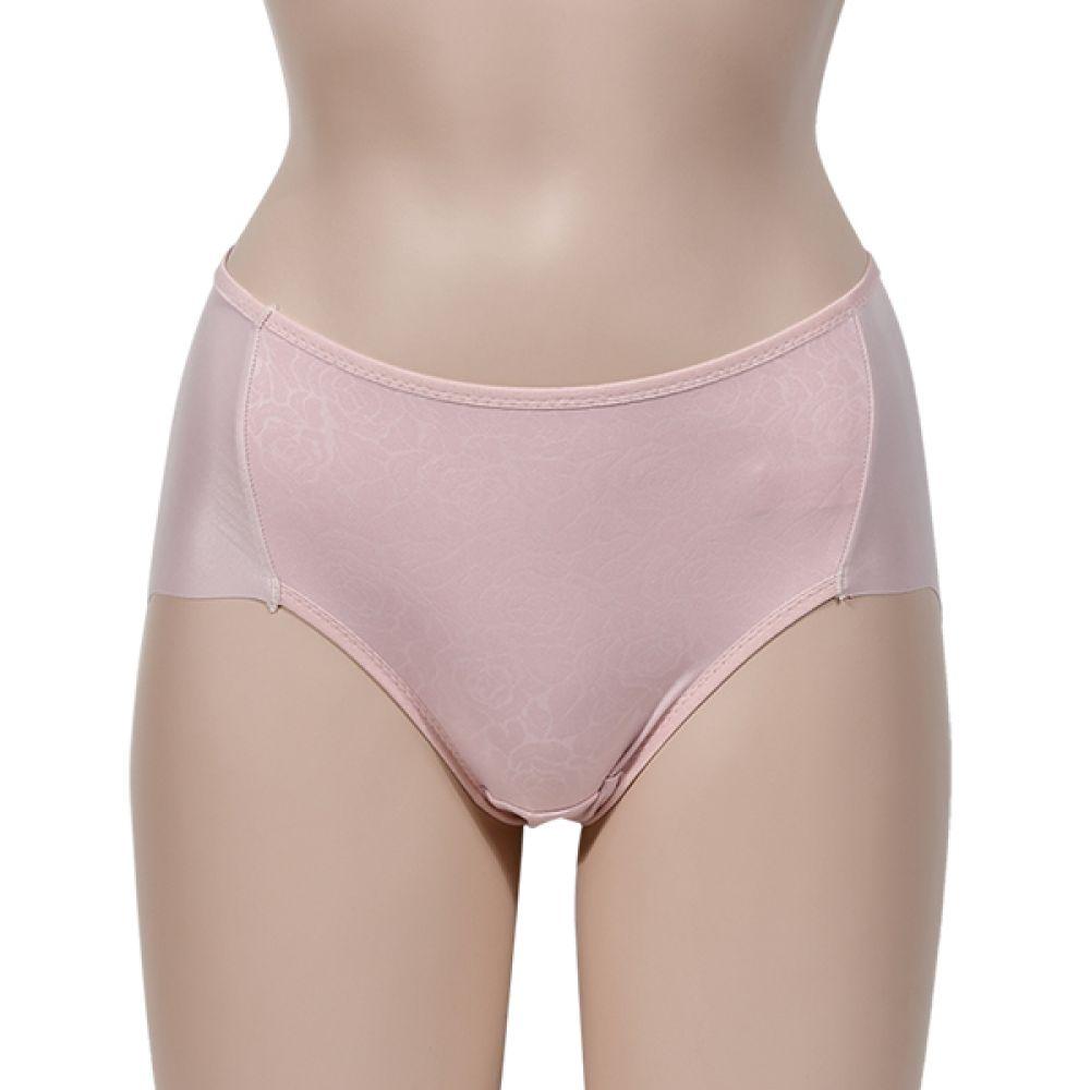 (쏘로사떼)(PT2009)플라워패턴 햄라인 여성삼각팬티 여자속옷 여성속옷 여자팬티 여성팬티 삼각팬티