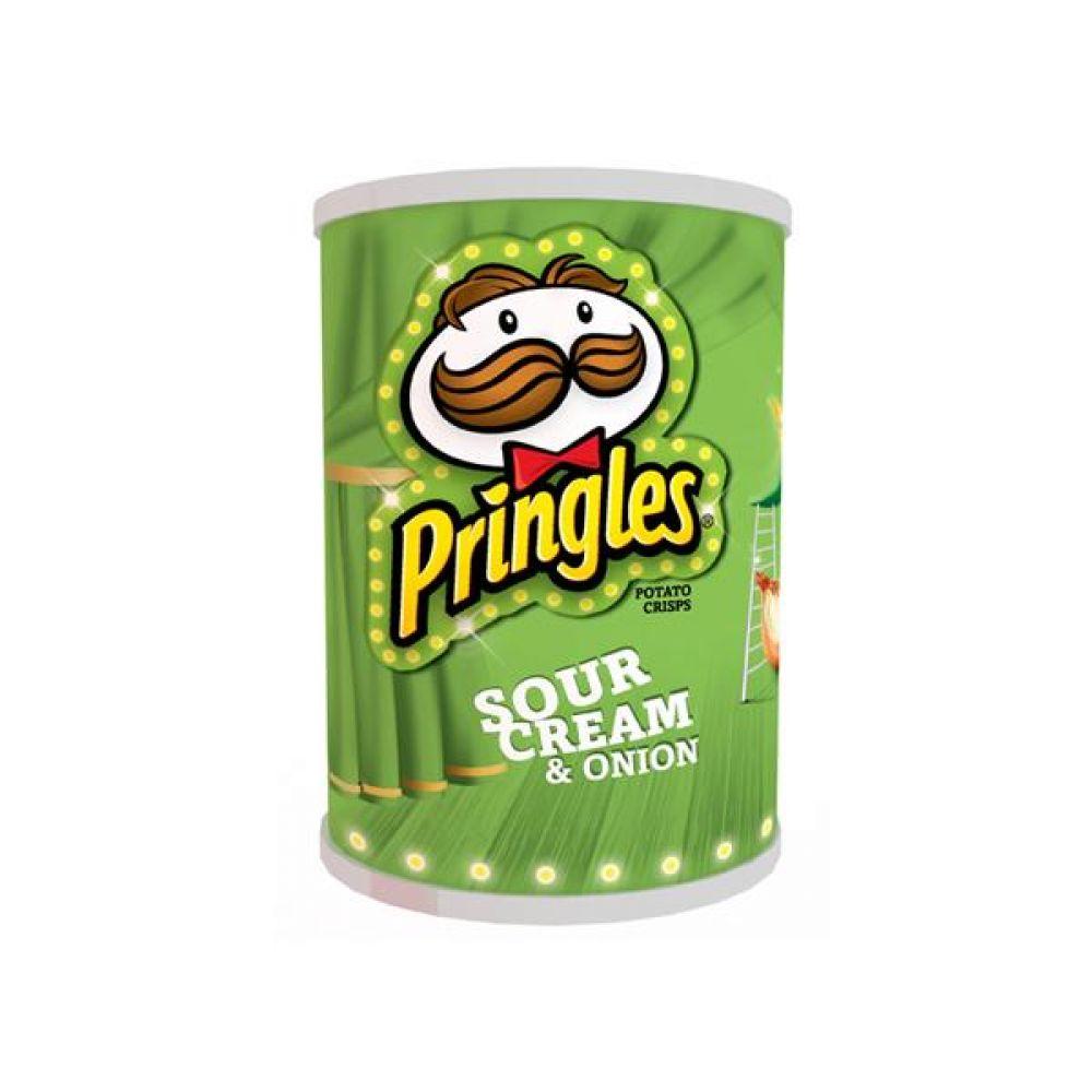 프링글스 양파 53g x 12개 과자 간식 스낵 도매 안주