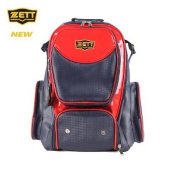 BAK-438 백팩 (곤색_빨강) 샤인빈 운동용품 야구용품 야구장갑 야구글러브 야구 시즌야구 야구공 야구가방