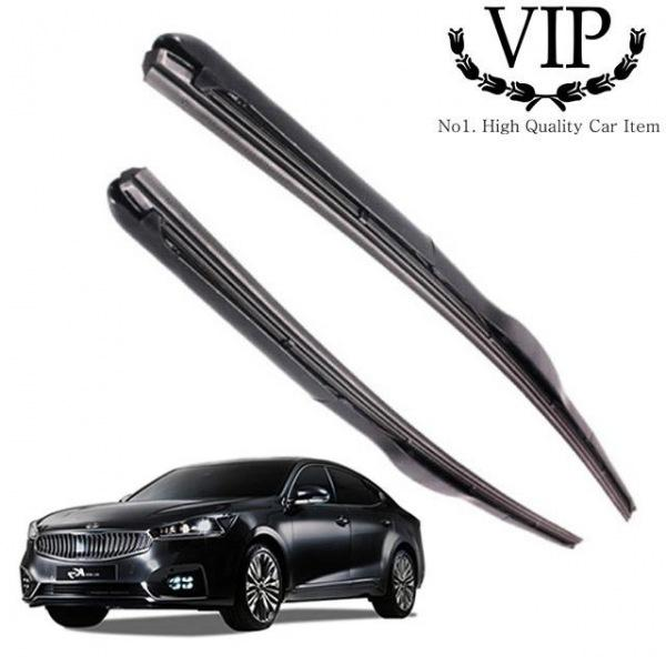K7 VIP 그라파이트 와이퍼 650mm450mm 세트 K7와이퍼 자동차용품 차량용품 와이퍼 자동차와이퍼 차량용와이퍼
