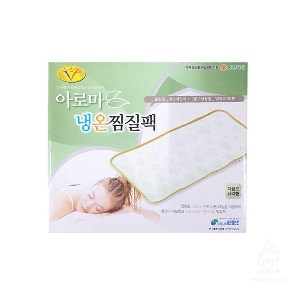 아로마 냉온 찜질팩_0866 생활용품 가정잡화 집안용품 생활잡화 잡화
