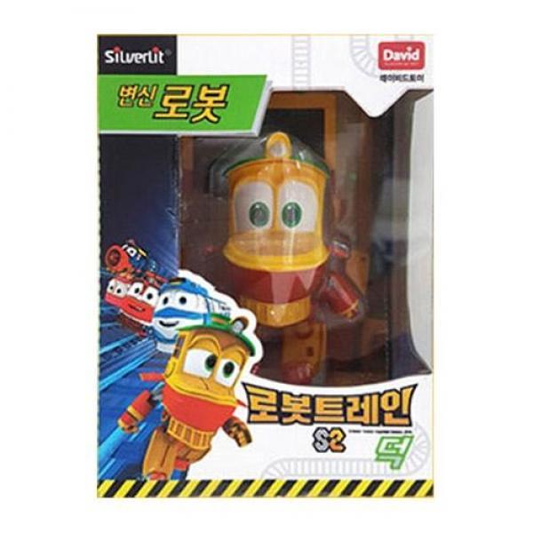 데이비드토이 로봇트레인2 변신로봇 덕(33893) 장난감 완구 토이 남아 여아 유아 선물 어린이집 유치원