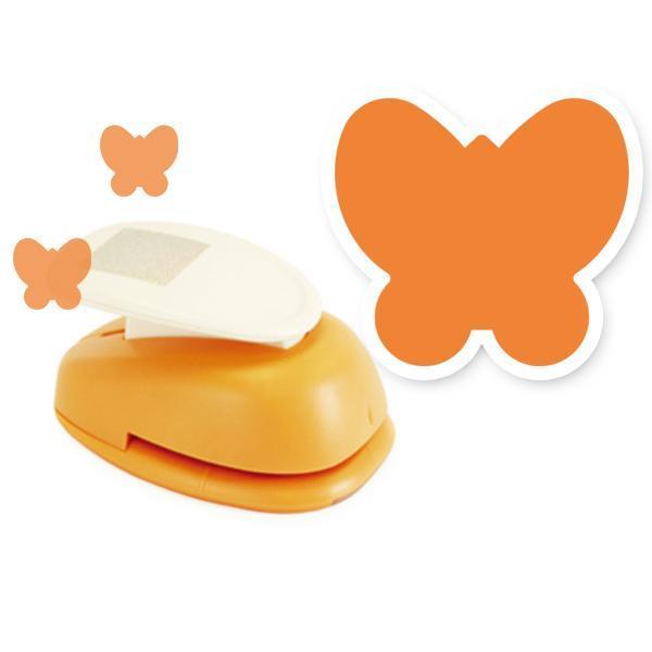 모양펀치 R-50(펀칭규격50mm이내) 014 나비 모양펀치 미니펀칭기 펀치 모양만들기 공예