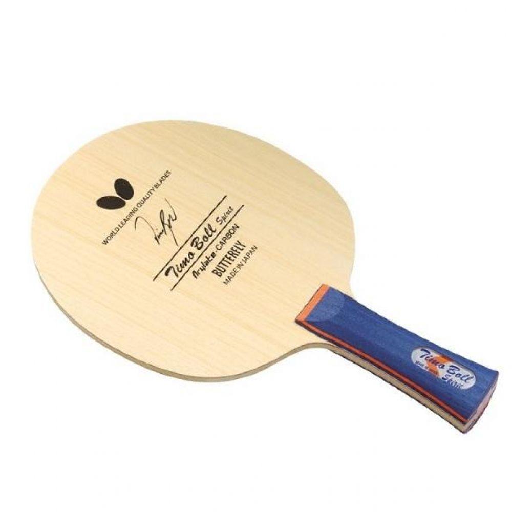 버터플라이 티모볼 스피리트 탁구라켓 FL 200g 스포츠용품 탁구용품 탁구라켓 탁구 연습용탁구라켓 시합용탁구라켓