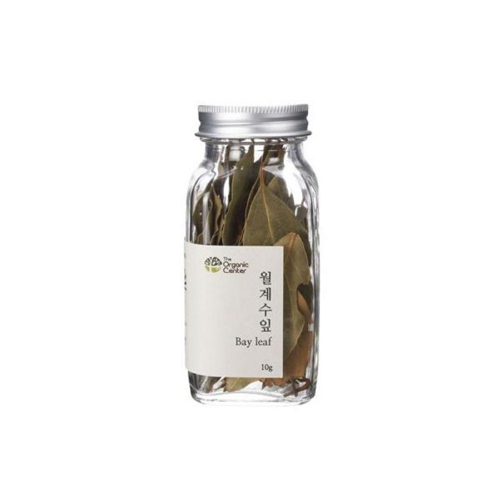 (터키산) 더오가닉 센터 월계수잎 10g 건강 고기 조미료 냄새 누린내