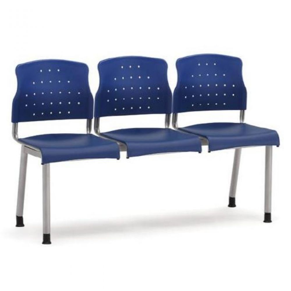 3인용 연결의자 레인보우 팔무(올사출) 631 로비의자 휴게실의자 대기실의자 장의자 3인용의자 2인용의자 약국의자 대합실의자
