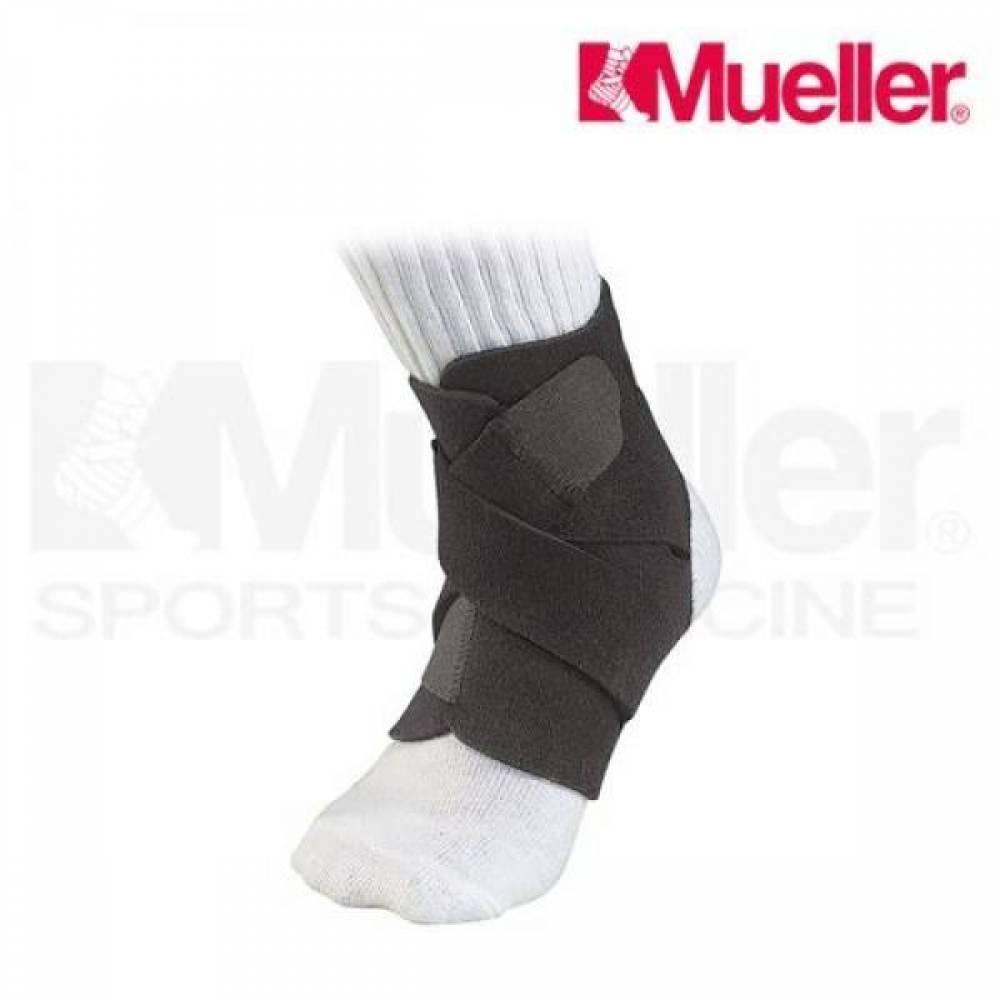 (뮬러) Adjustable Ankle Support Black OSFM (4547)