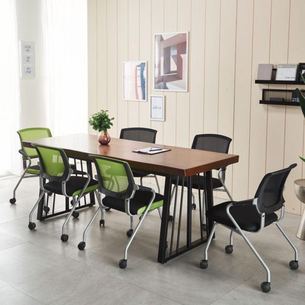 원목테이블 카페테이블 4인테이블 회의용테이블 가온 2000테이블 테이블세트 우드슬랩테이블 대형테이블 원목테이블 테이블 엔틱테이블 철제테이블 6인용테이블 6인테이블 8인용테이블 테이블세트 인테리어테이블 카페테이블 다용도테이블 회의용테이블 사무실테이블