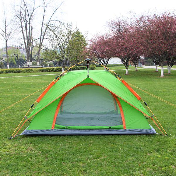 JHC컴퍼니 2 3인용 더블월 원터치 오토 텐트 캠핑용품 오토텐트 등산용품 원터치텐트 더블텐트