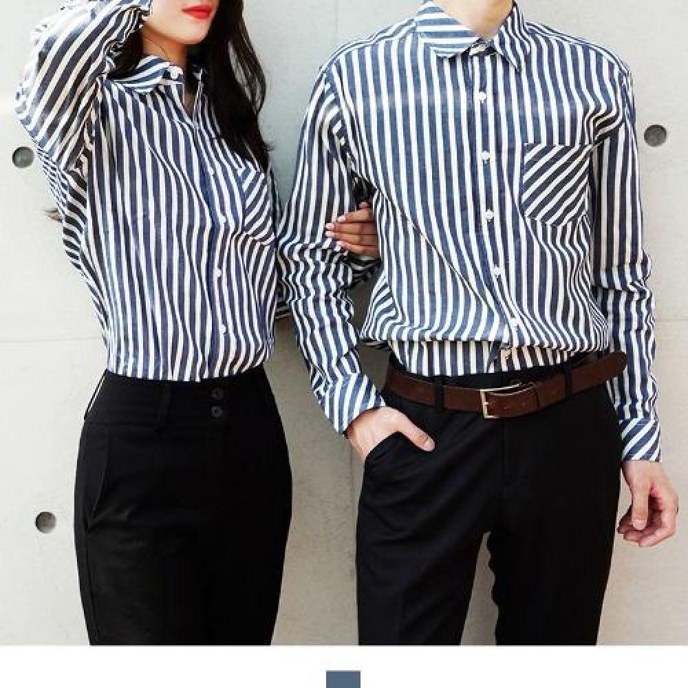 커플시밀러룩 빅사이즈 스트라이프 청남방 커플셔츠 커플시밀러룩 커플룩 시밀러룩 커플셔츠 커플남방 웨딩촬영커플룩 남자셔츠 여자셔츠 남자청남방 여자청남방 남자오버핏셔츠 여자오버핏셔츠 남자스트라이프셔츠 여자스트라이프셔츠