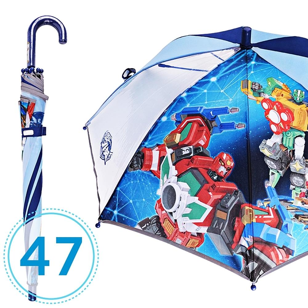 헬로카봇7 갤럭시우산 47cm (반자동/한폭)(415529) 잡화 생활잡화 캐릭터 캐릭터상품 생활용품