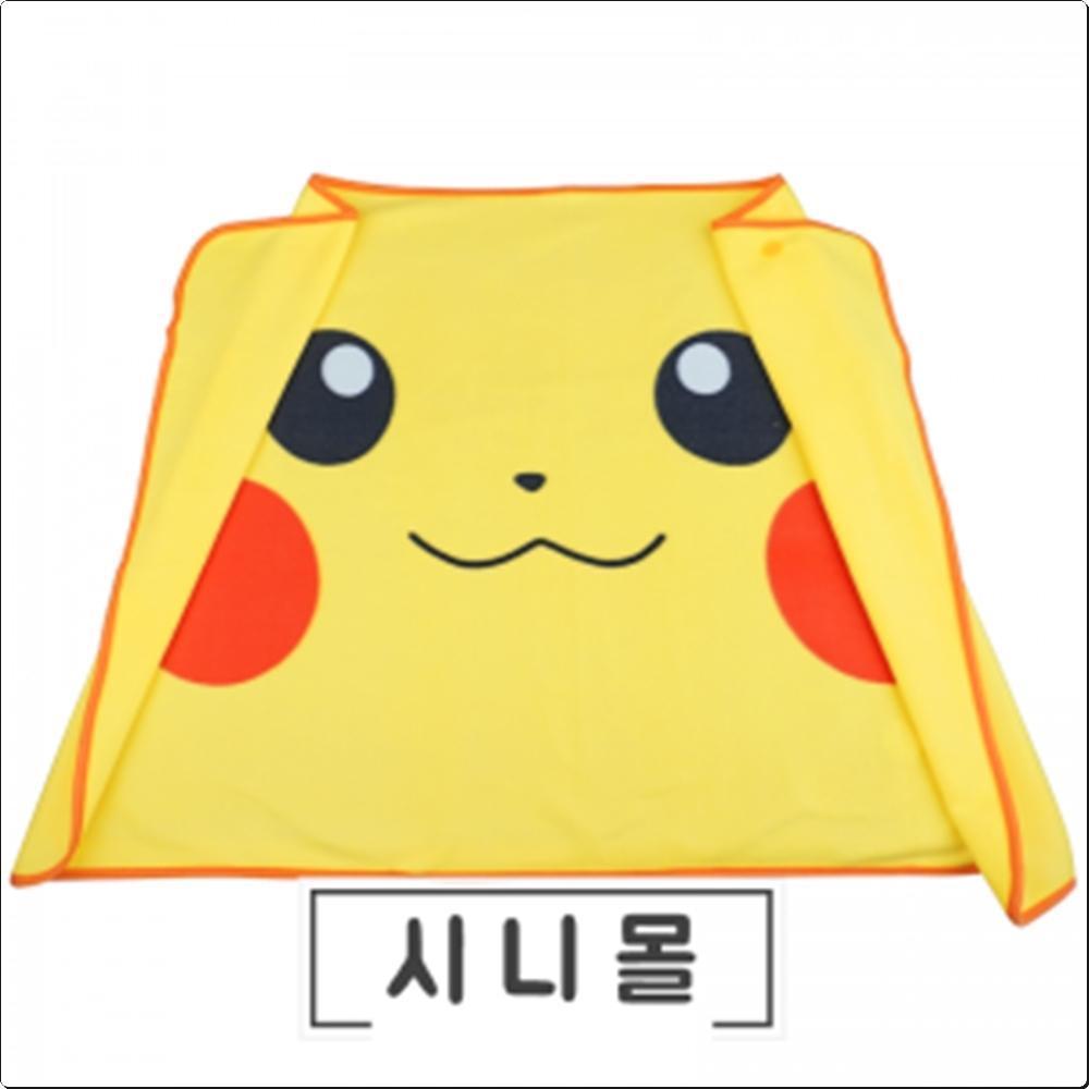 포켓몬 포근 Big 담요/블랑켓 (122410) 캐릭터 캐릭터상품 생활잡화 잡화 유아용품