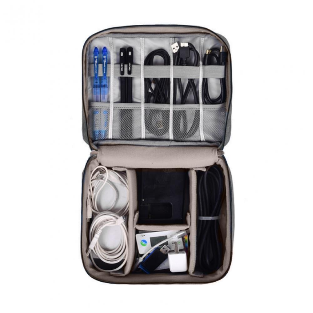 케이블파우치 생활방수 디지털파우치 수납가방 케이블파우치 디지털파우치 디지털가방 충전기파우치 외장하드파우치