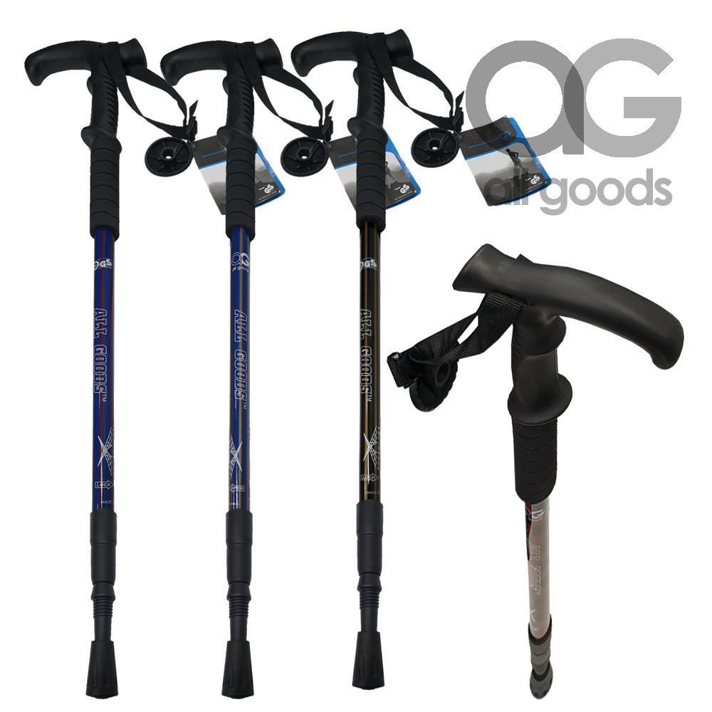 AG6061 T손잡이 라인무늬 등산스틱 지팡이 등산스틱 등산지팡이 노인지팡이 지팡이 스틱