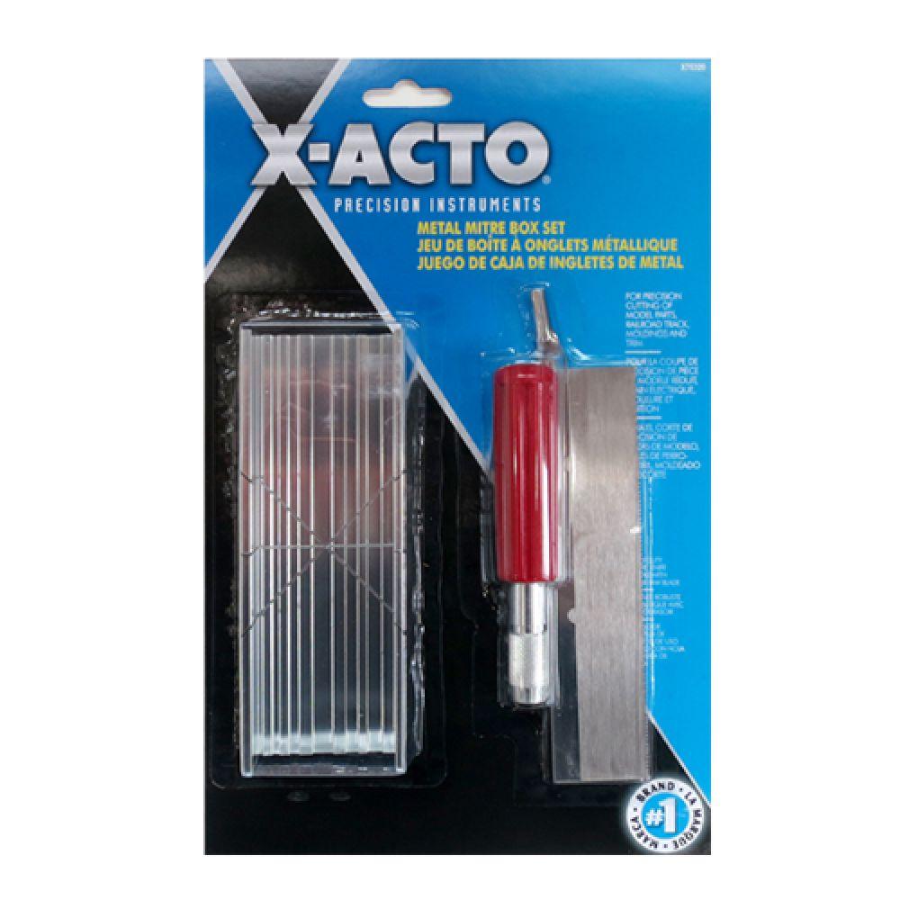 작토 X-ACTO 미니 미터 박스 세트 야스리 야스리세트 입체조각도 입체조각도세트 정밀조각도 전문조각도 곡선조각컷터 공예조각도 나무조각도 공예캇타