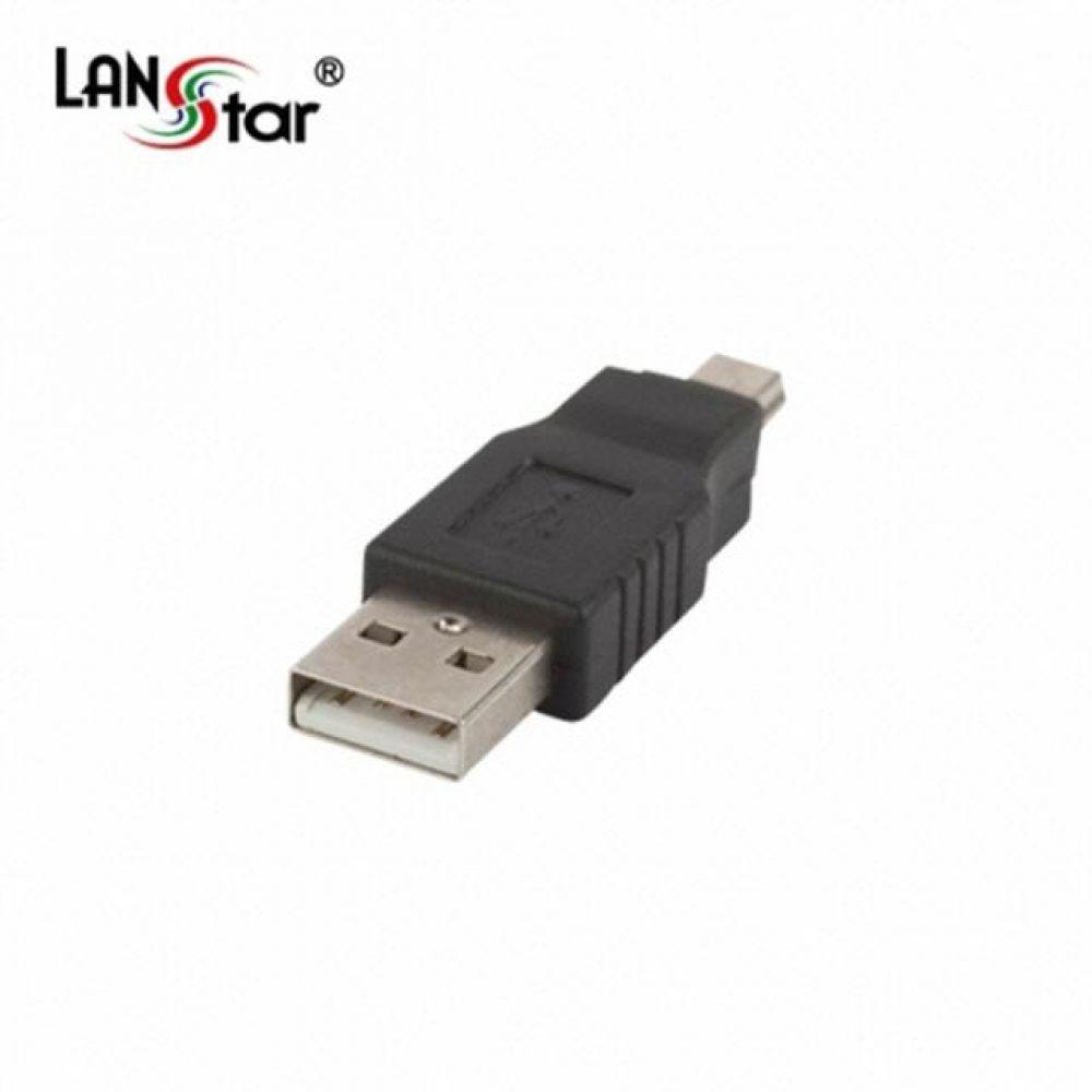 10664 LANstar USB 변환젠더 AM-Mini 5PM 컴퓨터용품 PC용품 컴퓨터악세사리 컴퓨터주변용품 네트워크용품 c타입젠더 휴대폰젠더 5핀젠더 케이블 아이폰젠더 변환젠더 5핀변환젠더 usb허브 5핀c타입젠더 옥스케이블