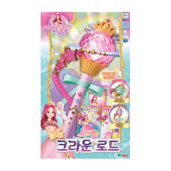 영실업 시크릿쥬쥬 별의여신 크라운로드(62106)
