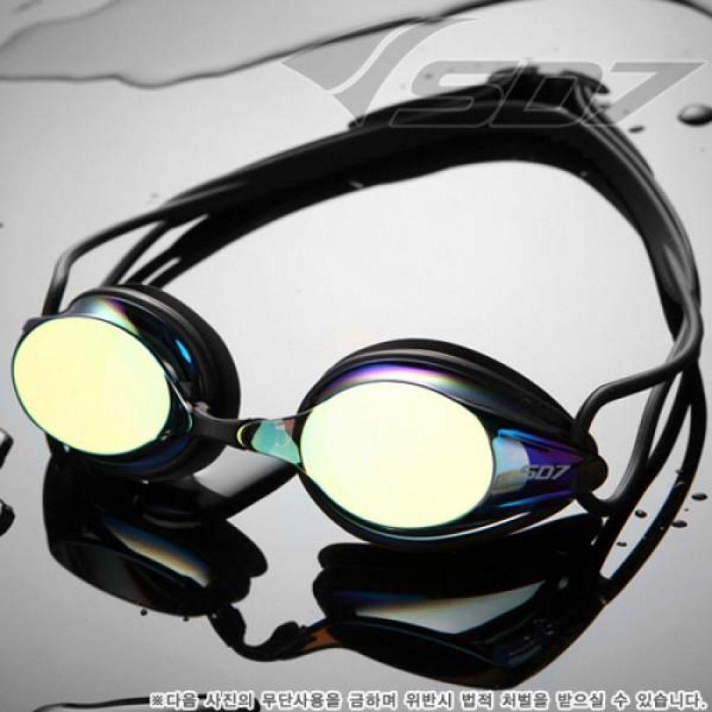 SGL-7200-BKGD SD7 선수용 수경 수영용품 물안경 남자수경 여자수경 성인물안경