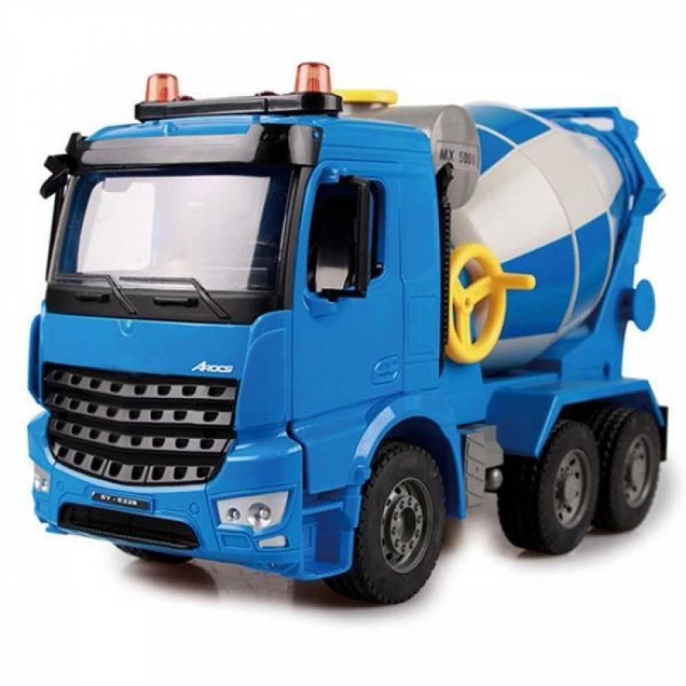 바니 아트라스 트럭시리즈 레미콘  (72838)