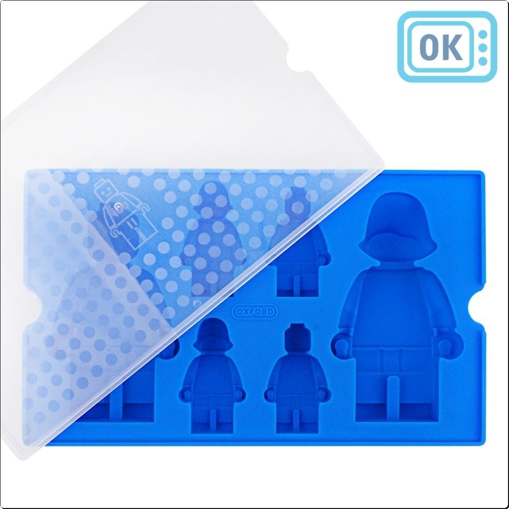 옥스포드 블럭 실리콘몰드(커버포함)(201036) 캐릭터 캐릭터상품 생활잡화 잡화 유아용품