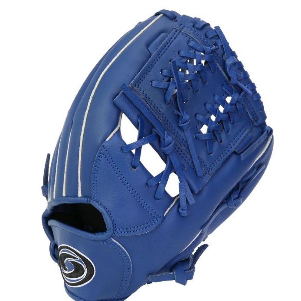우투 내야수용 썬버드 경량 야구글러브 블루 700g 야구용품 야구글러브 투수글러브 썬버드글러브 우투글러브 좌투글러브 내야수글러브