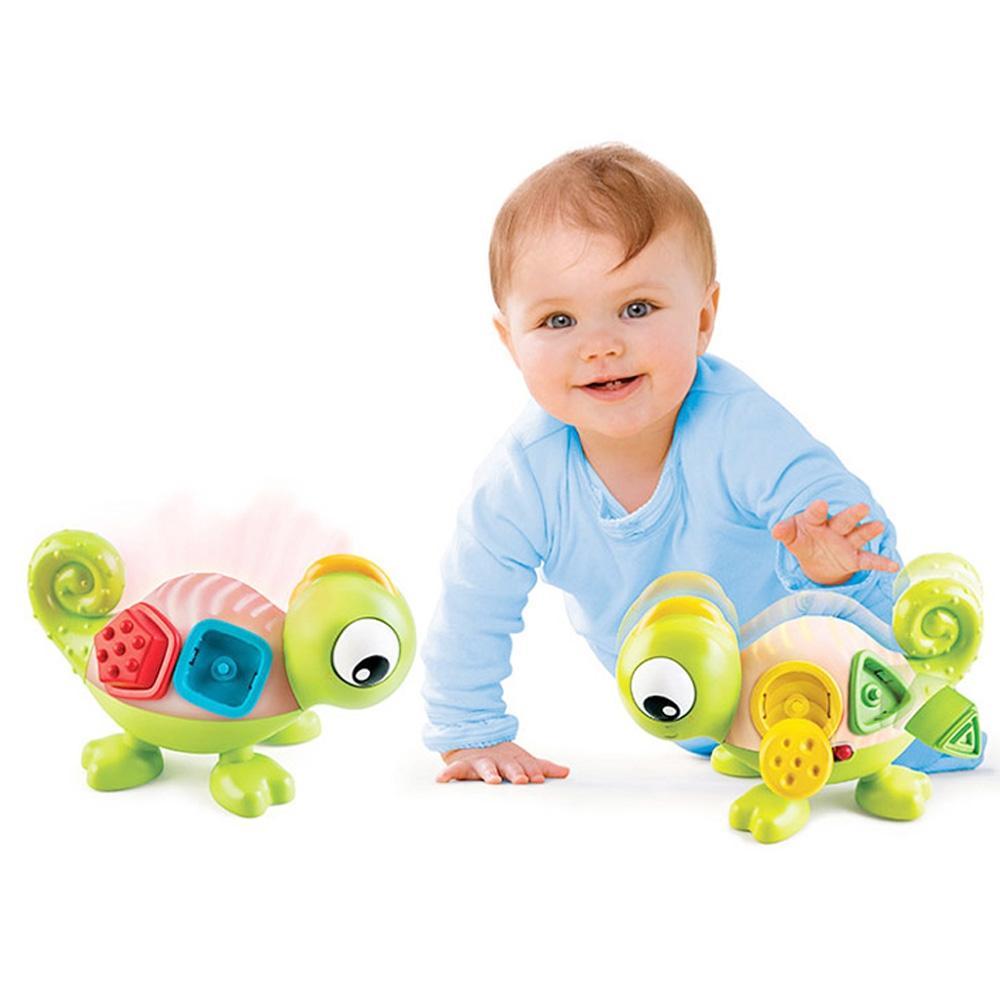 선물 2세 3세 유아 교육 완구 감각카멜레온 장난감 유아원 장난감 2살장난감 3살장난감 4살장난감