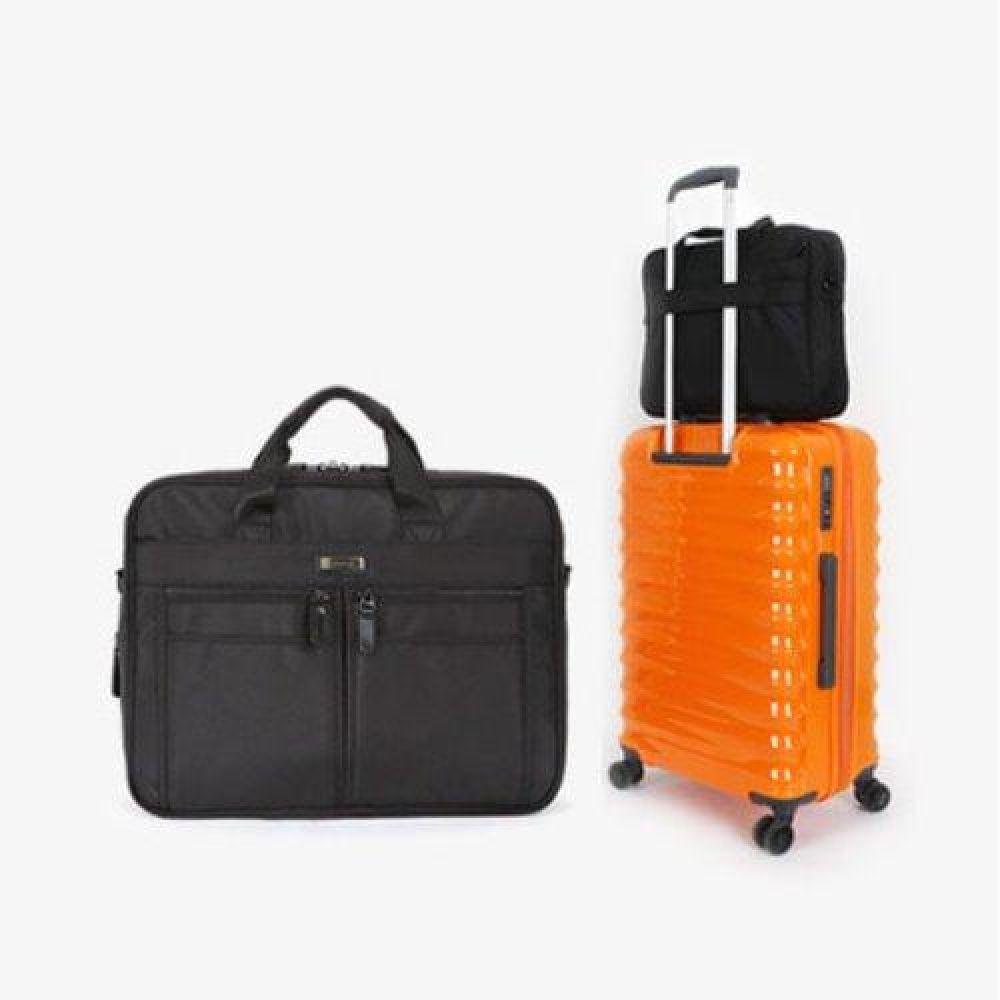 IY_JII082 심플 투지퍼 서류가방_소 데일리서류가방 캐주얼서류가방 맨즈서류가방 예쁜가방 심플한가방