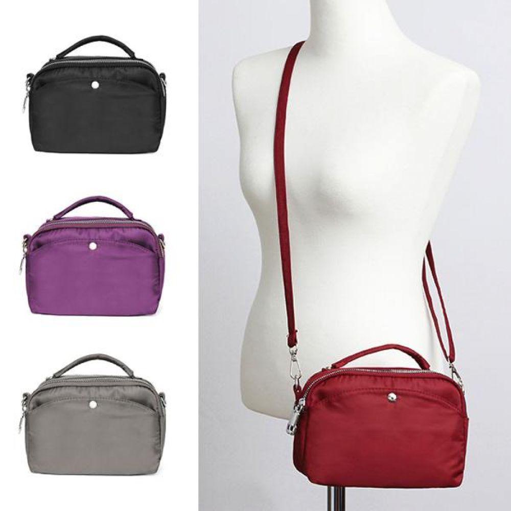 OR_HOO024 캐주얼 심플 여성 크로스백 데일리가방 캐주얼크로스백 디자인크로스백 예쁜가방 심플한가방