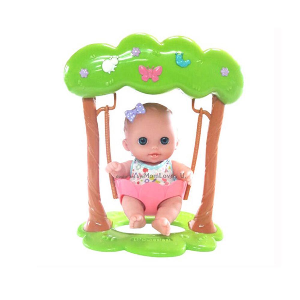 선물 유아 완구 리틀큐티스 그네 인형 어린이날 조카 초등학교 장난감 2살장난감 3살장난감 4살장난감