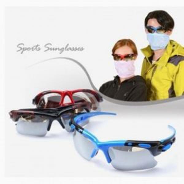고글 스포츠 라이딩 초경량 자외선차단 선글라스 라이딩 자전거 편광 스포츠커플 낚시 등산 보잉 클립홀더 도수클립