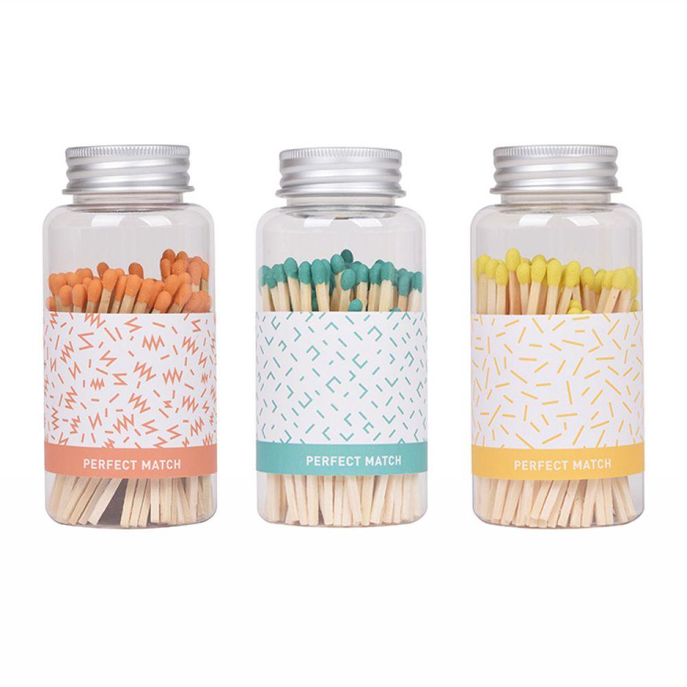 브리스크스타일 보틀 성냥 ver.2 디자인성냥 캔들 촛불 조명 티라이트 무드 모던한 특별한 인테리어소품 아이디어소품