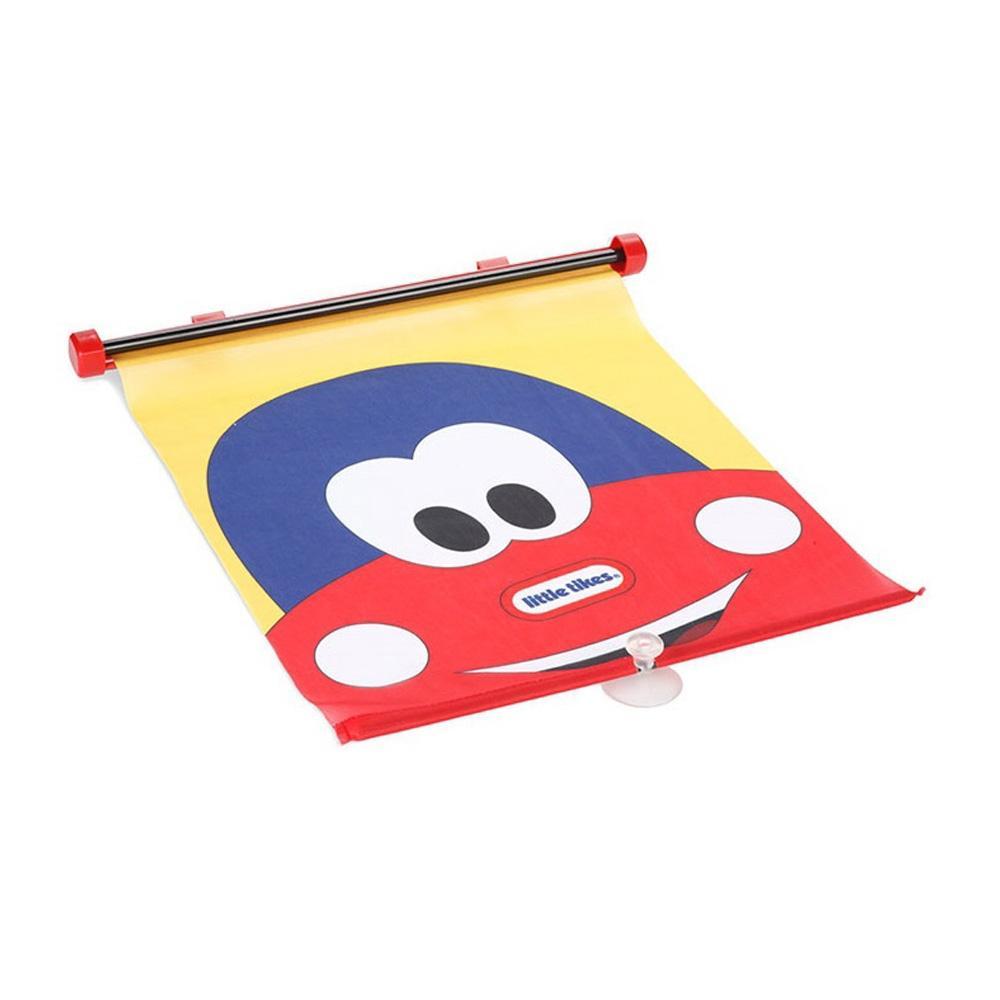 차단 유아 아이 차량 햇빛 가리개 2P 롤스크린 방식 가리개 눈부심방지 유아용품 리틀타익스 코지쿠페