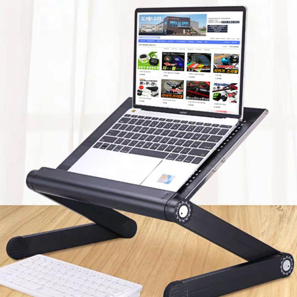 다용도노트북테이블 다용도노트북테이블 노트북스탠드 멀티테이블 휴대용다용도테이블 테이블 노트북거치대