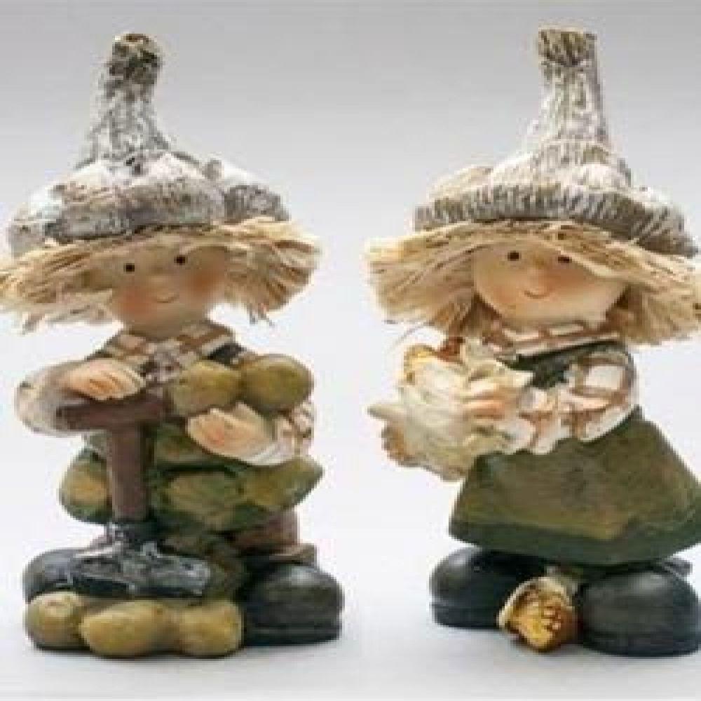 아일랜드 농장 커풀 2종(소) 인테리어소품 장식소품 장식용품 인테리어장식품 장식인형