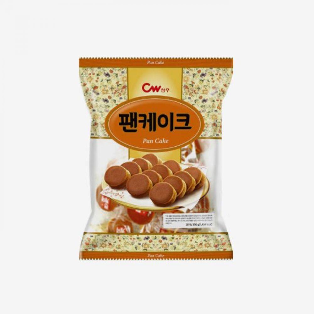 청우 팬케익 350g 1박스 청우식품 간식 주전부리 스낵 과자 캔디 팬케익