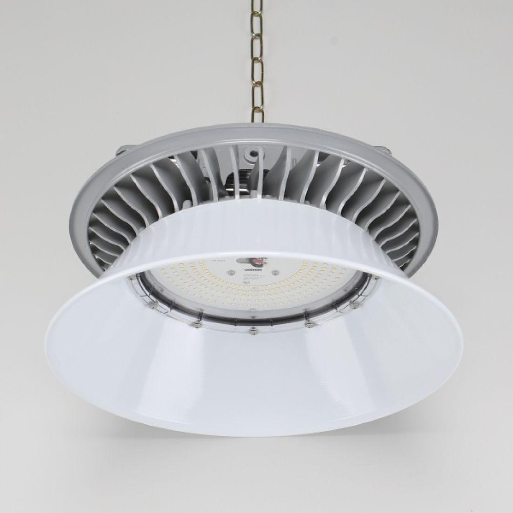 LED공장등 고효율 150W DC 체인형 124892 인테리어조명 공장등 조명 창고 산업등