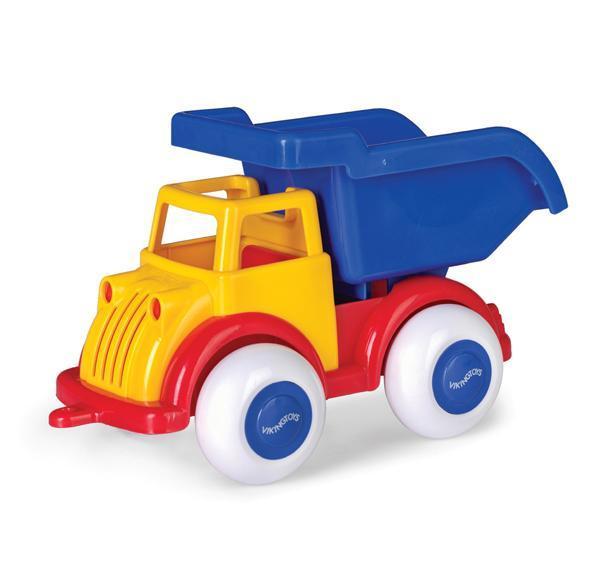 바이킹토이즈 미디 덤프트럭 기프트박스 21cm(81230) 장난감 완구 토이 남아 여아 유아 선물 어린이집 유치원