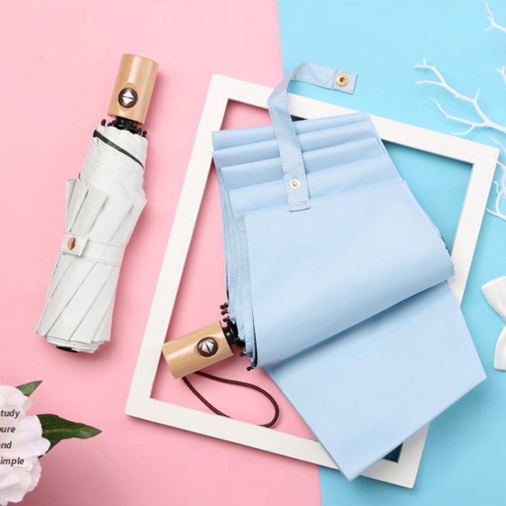 자외선차단 6가지색상 3단 접이식 자동우산 우산 자동우산 우산용품 생활용품 여름용품