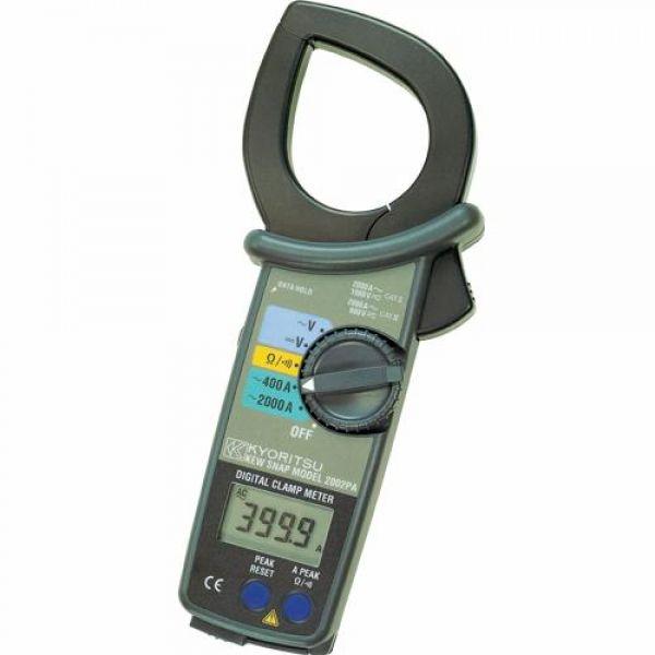 교리쯔 클램프 테스터(디지털) 4160878 디지털테스터 클램프 클램프테스터 측정공구 측정