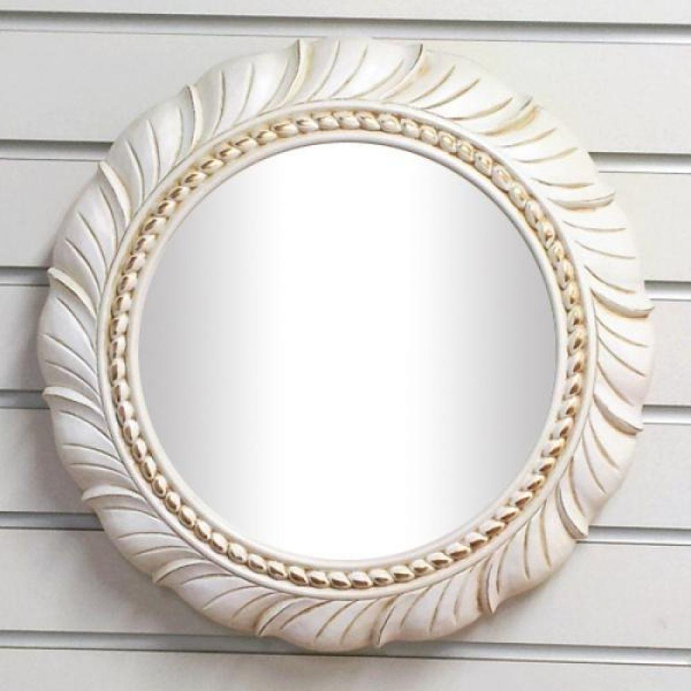 IG7178 민들레 원형 벽거울 35cm 빈티지 아이보리 벽거울 인테리어거울 벽걸이거울 장식거울 화장거울 디자인거울 미러 거울 민들레거울 빈티지거울 소품거울 인테리어소품 벽인테리어