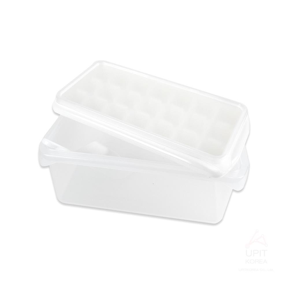 아이스컨테이너 위생 얼음보관함 주방용품 얼음몰드 주방용품 몰드 얼음케이스 얼음 얼음용기