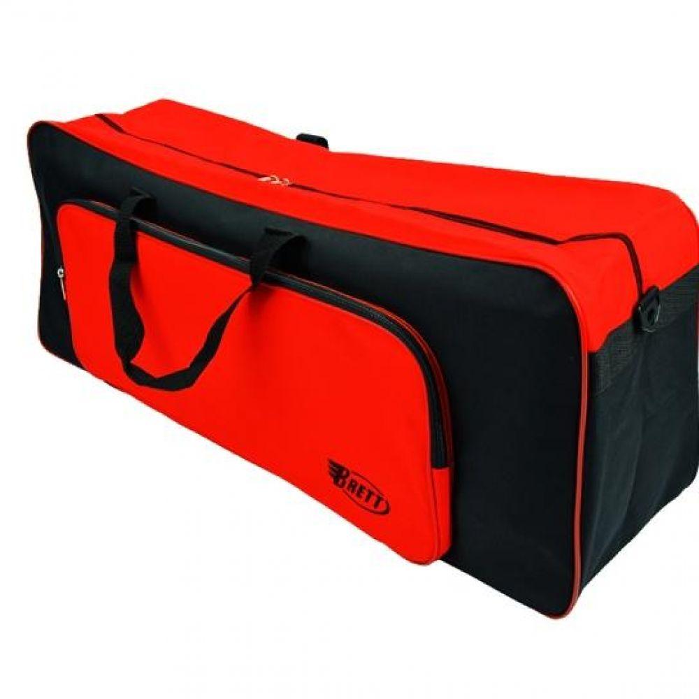 브렛 포수장비가방 블랙레드 야구용품가방 야구가방 야구장비가방 포수장비가방 포수가방 야구용품가방