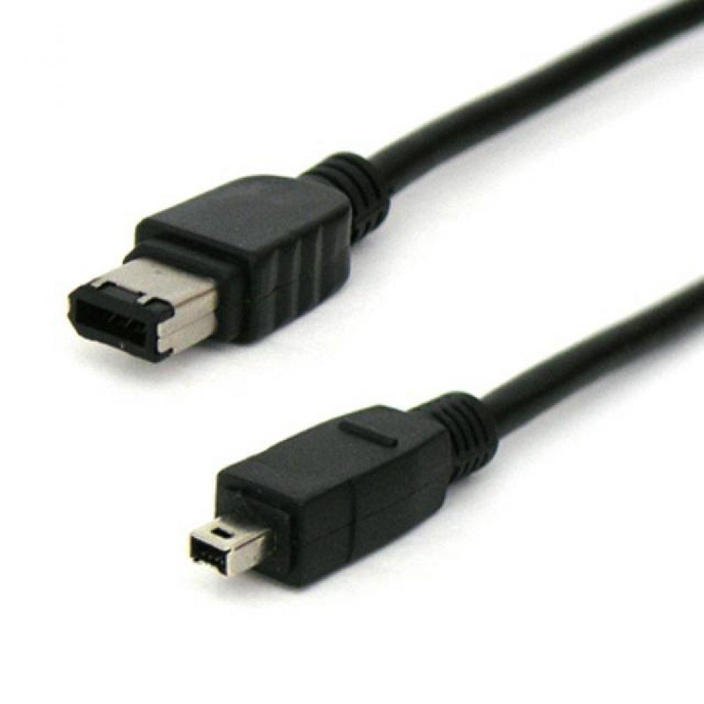1394 케이블 6핀 4핀 2M 케이블 USB LAN HDMI 컴퓨터용품 PC용품 컴퓨터악세사리 컴퓨터주변용품 네트워크용품 변환케이블 dp케이블 영상케이블 dvi케이블 9핀케이블 dvi변환젠더 hdmi케이블 4k케이블 sata케이블 모니터케이블